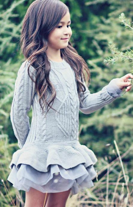 Тепле плаття, светр. Warm dress, sweater2021