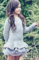 Тепле плаття, светр. Warm dress, sweater2021, фото 1