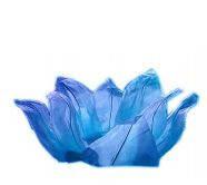 Фонарь бумажный плавающий Лотос цвета в ассортименте, фото 2