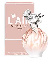 NINA RICCI L' AIR EDP 100 мл женская парфюмированная вода