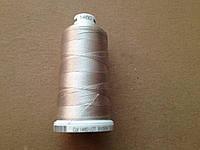 Нитки для машинной вышивки   Madeira Classic №40.  цвет 1460 ( БЕЖЕВЫЙ ).  1000 м