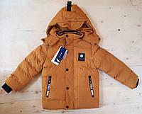 Куртка зимняя для мальчика . Размеры 2,4 лет