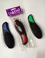 Массажная щётка для волос Dagg 8580s