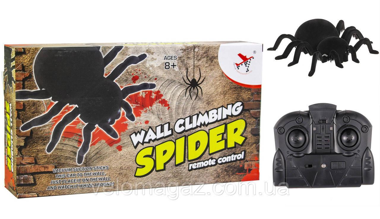 Паук WALL CLIMBING SPIDER FY-878 (ползает по стенам) на радиоуправлении