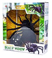 """Павук """"Чорна Вдова 779"""" 30 см на радіоуправлінні, фото 1"""