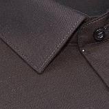 Сорочка чоловіча, приталена (Slim Fit), з довгим рукавом Fabrik Style slim-1512102-3 100% бавовна M(Р), фото 2