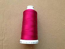 Нитки для машинной вышивки   Madeira Classic №40.  цвет 1383 ( ТЁМНО - МАЛИНОВЫЙ ).  1000 м