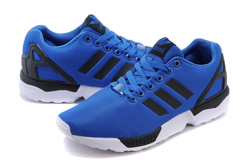 Кроссовки мужские Adidas ZX Flux / ADM-664