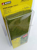 """NOCH 07270 - Набор листвы  """" светло зеленая """"  для создания ланшафтных дизайнов, масштаба  G, 0, H0, TT, N, Z"""
