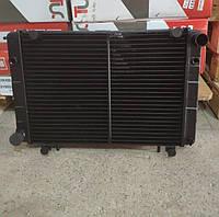 Радиатор Газель 3302 со штырями 2 рядный медный пр-во Иран Радиатор