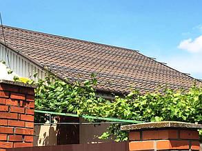 Место размещения второго массива солнечных батарей.