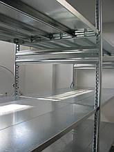 Полочный стеллаж Errex 2000х1000х300х5п.