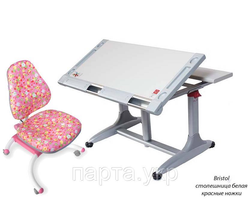 Детский стол KD-338L + кресло,  Comf Pro
