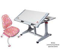 Детский стол KD-338L + кресло,  Comf Pro, фото 1