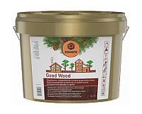 Масло антисептическое ESKARO GOOD WOOD для деревянных срубов 9 л