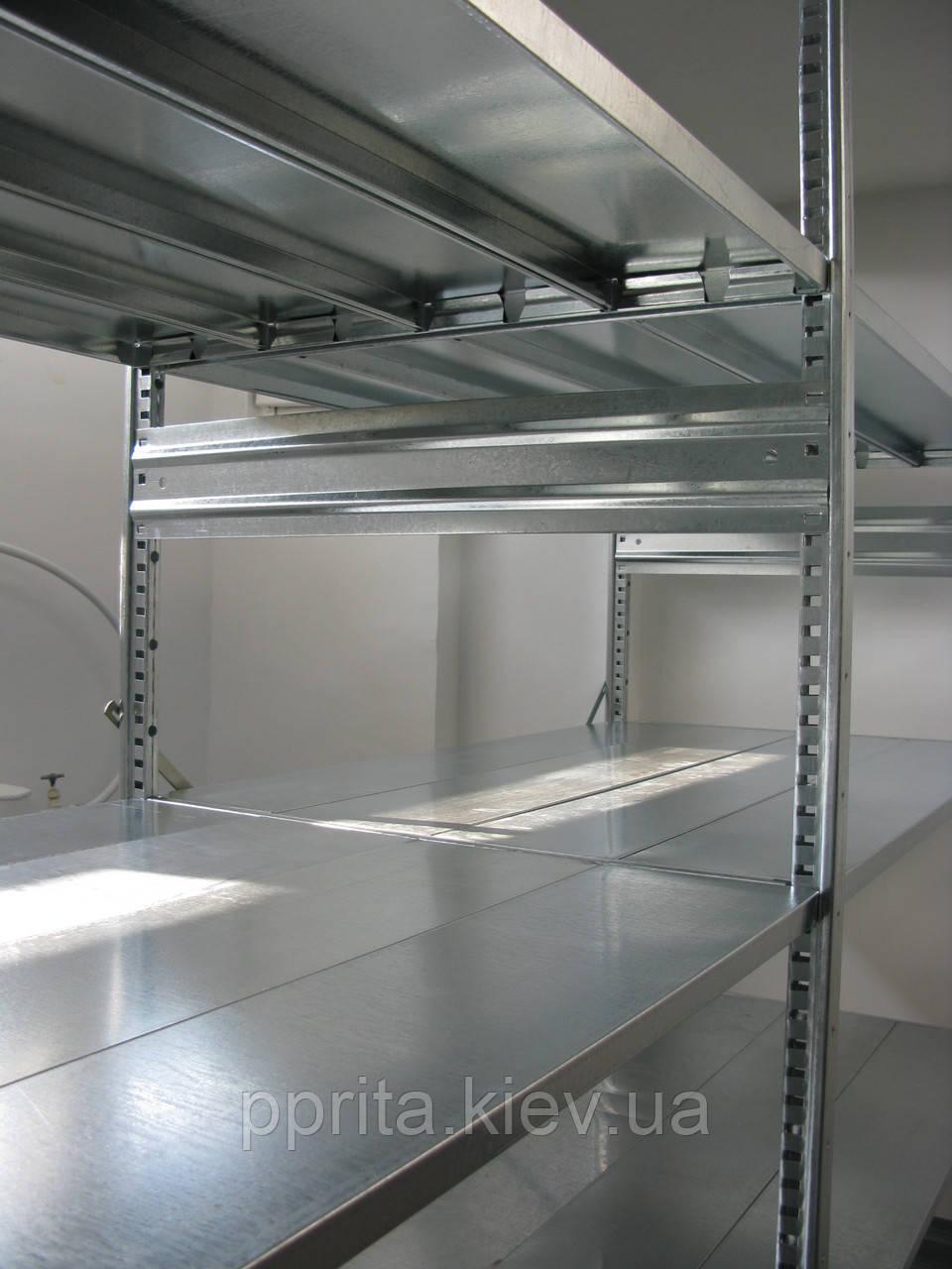 Полочный стеллаж СТМ 2000х1000х400х5п.