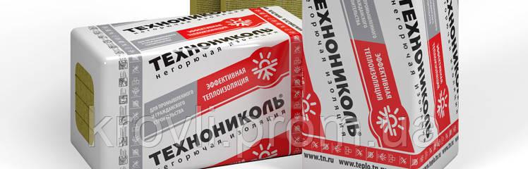 ТЕХНОВЕНТ СТАНДАРТ,  Толщина 50 мм, в упаковке 4,32 м2