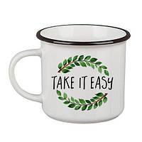 Кружка Camper «Take it easy» (250 мл), фото 1