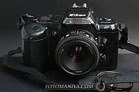 Nikon AF N4004 kit AF Nikkor 50mm f1.8, фото 1