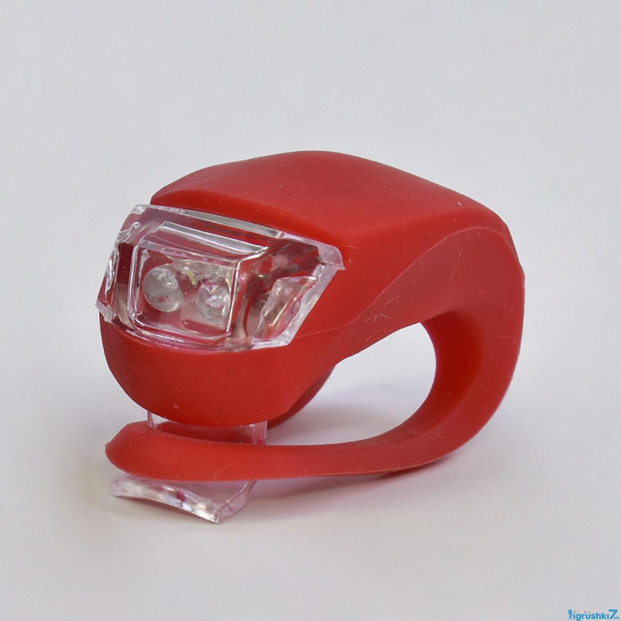 Фара светодиодная LED 1518-33 3 режима свечения Цвет черный Гарантия качества Быстрая доставка