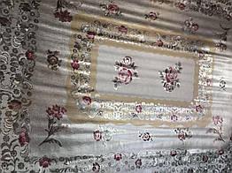 Скатерть на тканной основе  (014)  Размер 1.5*1.2 м