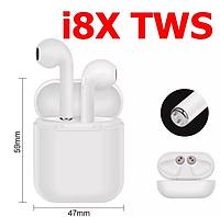 Беспроводные наушники i8X ТWS BT 5.0   ( 2019  ), фото 1