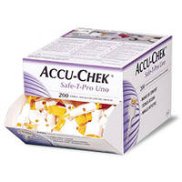 Устройство для прокола Accu-Chek® Safe-T-Pro Uno 200