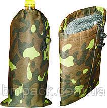 Термосумка для бутылки 2л. камуфляж, фото 3