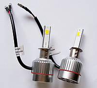 Светодиодные лампы для автомобиля UKC H4 4500-5000 К 9-36 V