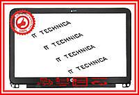 Рамка матрицы HP Envy 15-J 15-J000 15-J100 M6-N черная