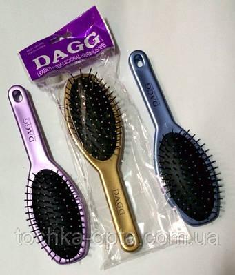 Массажная щётка для волос Dagg 212В