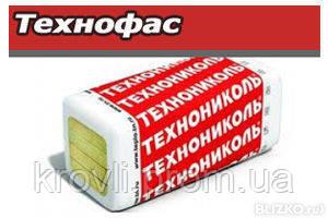ТЕХНОФАС, ЭФЕКТ Толщина 100 мм, в упаковке 1,44 м2 135кг/м2