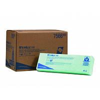 Протирочный материал для предприятий общественного питания Wypall X80 зеленый 7566