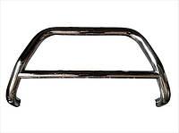 Защита переднего бампера (кенгурятник) Opel Vivaro, фото 1