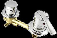 Змішувач душової кабіни (S-4 \ 14) вбудовується на чотири положення під штуцер. (Китай)