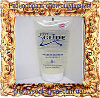 "Лубрикант - ""Just Glide"" (50мл)."