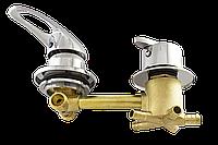 Змішувач душової кабіни (S-5 \ 14) вбудовується на п'ять положення під штуцер. (Китай)