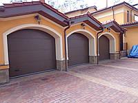 Ворота гаражные Alutech Classic