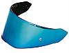 Визор (Стекло) для шлемов LS2 FF324 зеркальный (золотистый)