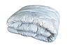 """Одеяло шерстяное двуспальное 175х210 """"Чарiвний сон"""" (микрофибра/овечья шерсть)"""