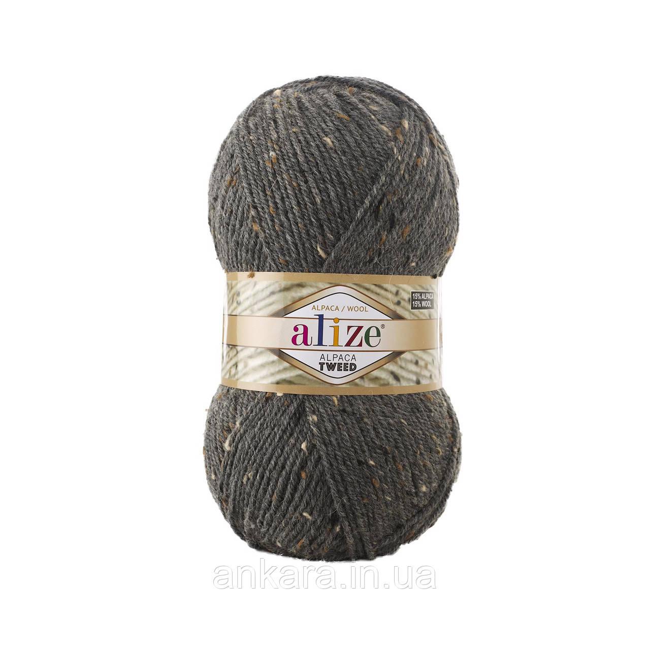 Alize Alpaca Tweed 196
