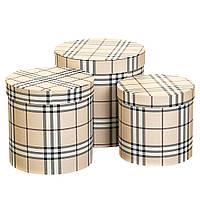 """Набор коробок """"Принт"""" (beige) (8014-006), фото 1"""