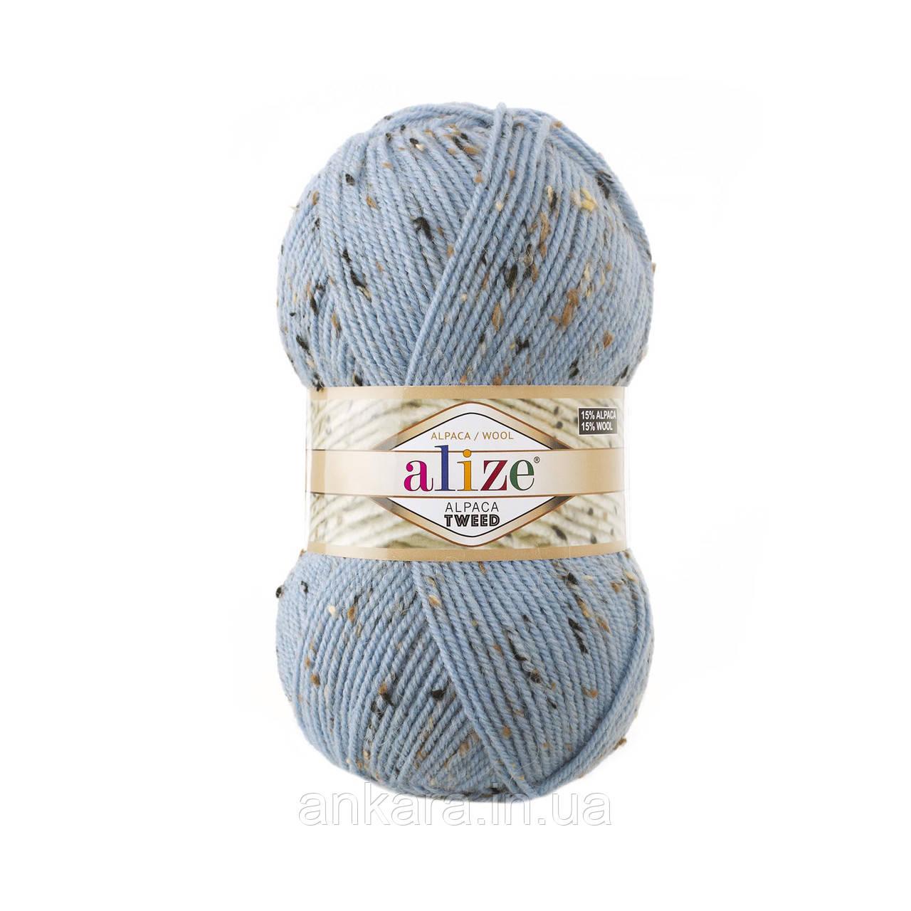 Alize Alpaca Tweed 356