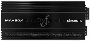 Deaf Bonce Machete MA-50.4 | 4-канальний підсилювач
