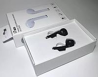 Беспроводные Наушники i7s TWS HBQ  BOX ( Без кейса! )  Цвет  черный и белый, фото 1