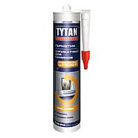 Герметик для каминов Tytan Professional 310 мл (черный)