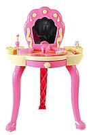 Игровой набор: Детский туалетный столик для макияжа с зеркалом и аксессуары от ТМ Орион