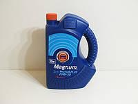 Масло моторное минеральное  ТНК Magnum Motor Plus 20W-50 5л.