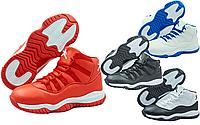Баскетбольные кроссовки детские Jordan 1801 (обувь для баскетбола): 31-35 размер, 4 цвета