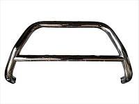 Защита переднего бампера (кенгурятник) Toyota Prado 120, фото 1